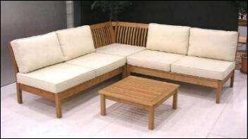 loungemøbler - robinie træ