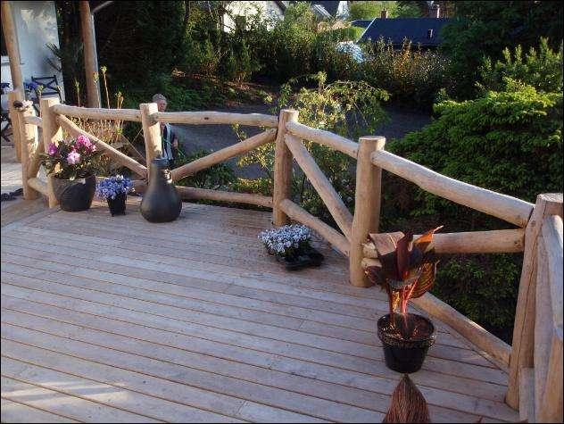 terrasseplanker ubehandlet