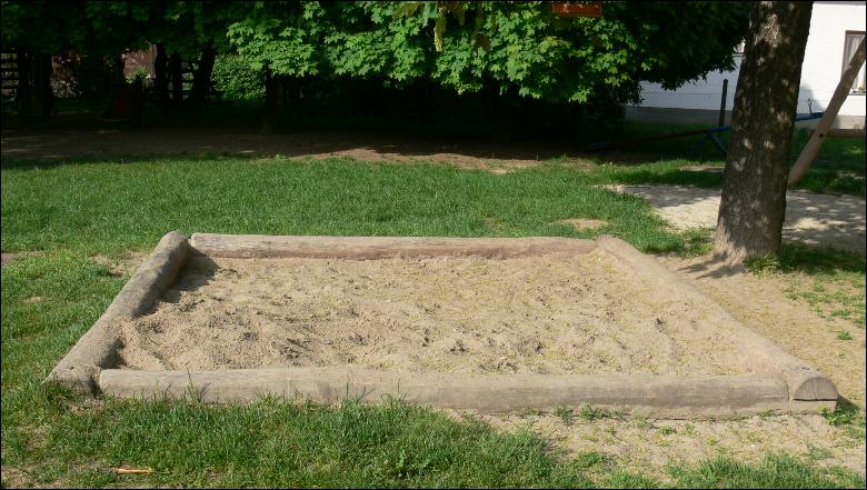 Rafternes tykkelse - til raftehegnlegeplads redskaber - sandkasse naturpaele